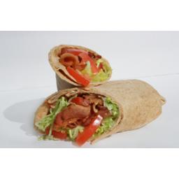 Photo of Bacon/Lettuce/Tomato Wrap
