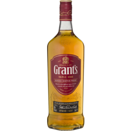 Photo of Grant's Triple Wood Blended Scotch Whisky 1l