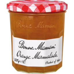 Photo of Bonne Maman Orange Marmalade 370g