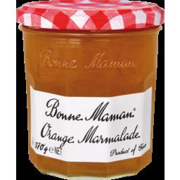 Photo of Bonne Maman Orange Marmalade 370g 370g
