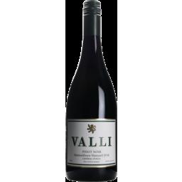 Photo of Valli Bannockburn Vineyard Pinot Noir 750ml