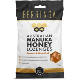 Photo of Berringa Manuka Honey Lozenges