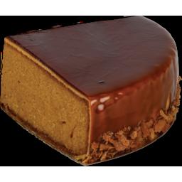 Photo of Cheesecake Shop Caramel Mud Cake Qtr
