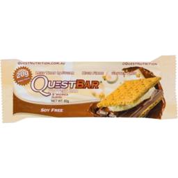 Photo of Quest Nutrition Protein Bar S'mores 60gm