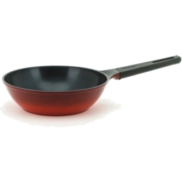 Photo of Neoflam Cookware Ecolon Wok - 26cm (Red)