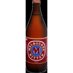 Photo of Melbourne Bitter 750ml Bottle