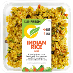 Photo of Sunfresh Premium Indian Rice Salad 800g