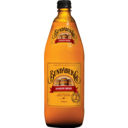 Photo of Bundaberg Brewed Ginger Beer Bt 750ml