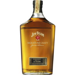Photo of Jim Beam Signature Craft 12yo Old Bourbon