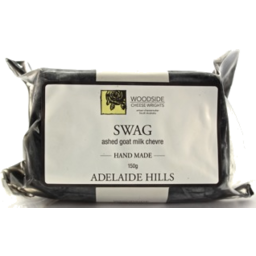 Photo of Woodside Swag Ashed Goat 150g