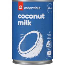 Photo of Homebrand Coconut Milk 400ml