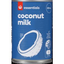 Photo of Homebrand Coconut Milk 400ml