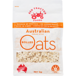 Photo of Red Tract Aust Rolled Oats 1kg