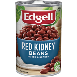 Photo of Edgell Kidney Beans Red 400gm