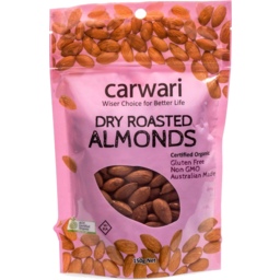 Photo of Carwari Nuts - Almonds (Dry Roasted)