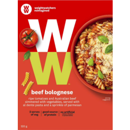 Photo of Weight Watchers Beef Bolognese 320g