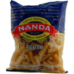 Photo of Nanda Pasta Rigatoni No53 500g