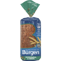 Photo of Burgen Wholemeal & Seeds