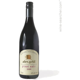 Photo of Alex Gold Pinot Noir 750ml