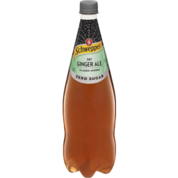 Photo of Schweppes Diet Dry Ginger Ale 1.1l