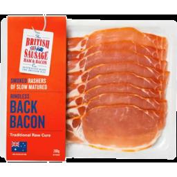 Photo of Bs Sau Smoked B/Bacon 200g