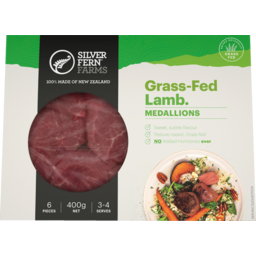 Photo of Silver Fern Farms Lamb Medallions 400g
