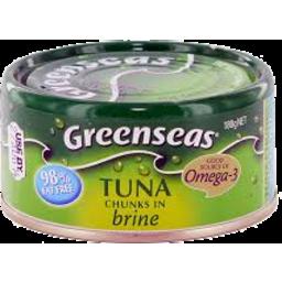 Photo of Greenseas Tuna Chunks Brine 180gm