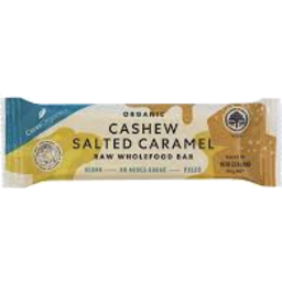 Photo of Ceres Organics Raw Bar Cashew & Salted Caramel 50g