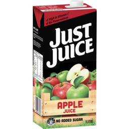 Photo of Just Juice Apple 1l