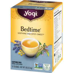 Photo of Yogi Bedtime Tea