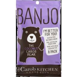Photo of Banjo The Carob Bear Coconut