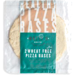 Photo of Matty's Pizza Bases - Wheat Free (2 Pack)