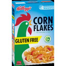 Photo of Kellogg's Gluten Free Cornflakes 270g