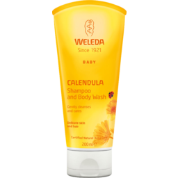 Photo of Baby Shampoo & Body Wash - Calendula 200ml