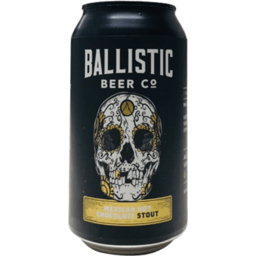 Photo of Ballistic Mexican Hot Chocolate Stout Can