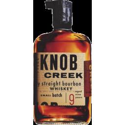 Photo of Knob Creek 9yo Kentucky Straight Small Batch Bourb