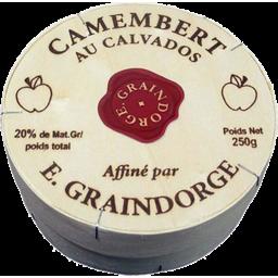 Photo of Camembert Au Calvados 250g