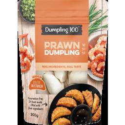 Photo of Dumpling 100 Prawn Dumplings 500g