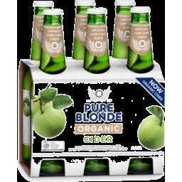 Photo of Pure Blonde Crisp Apple Cider Bottles