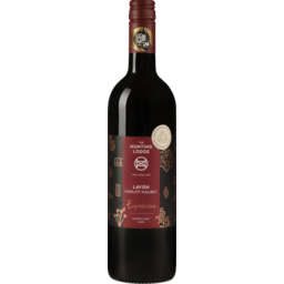 Photo of The Hunting Lodge Expressions Wine Lavish Merlot Malbec 2020ml