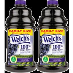 Photo of Welch's 100% Purple Grape Juice