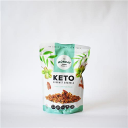 Photo of The Monday Food Co - Granola - Keto Cinnamon Pecan - 300g