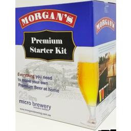 Photo of Morgans Premium Starter Kit