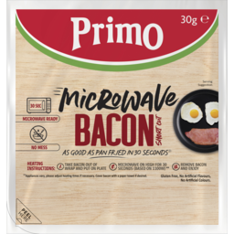 Photo of Primo Microwave Bacon 30g