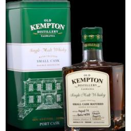 Photo of Old Kempton Single Malt Whiskey