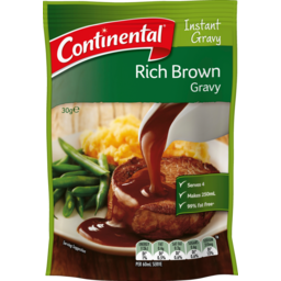 Photo of Continental Instant Gravy Rich Brown Mix 30g