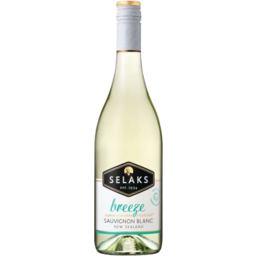 Photo of Selaks Premium Selection Breeze Sauvignon Blanc 750ml