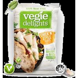 Photo of Vegie Delights Chicken Style Slices 150gm