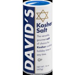 Photo of Davids Kosher Sea Salt 453gm
