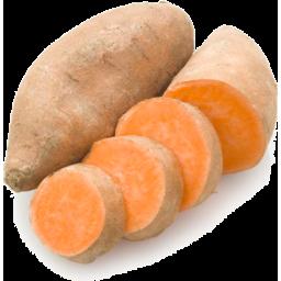 Photo of Sweet Potatoes Trayed